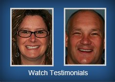 dental patient testimonials for family dentist Dr. Joel Picard